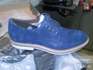 Ботинки мужские Tmberland Men's Naples Trail Suede Oxford Shoes, оригинал, новые, 43-44 размер