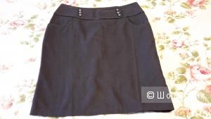 Юбка с шерстью Zarina размер 50 (можно на 48-50) б/у