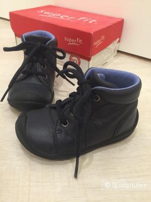 Кожаные ботинки superfit