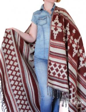 Новый палантин (шарф, шаль, накидка, одеяло, скатерть, плед, пенка для пикника)))