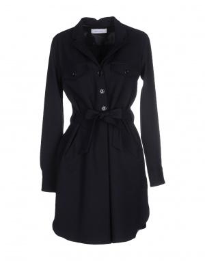 Шерстяное платье MAURO GRIFONI, 48 (Российский размер) дизайнер:46 (IT)