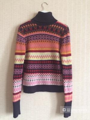 Теплый свитер Befree с геометрическим узором. Размер XS.