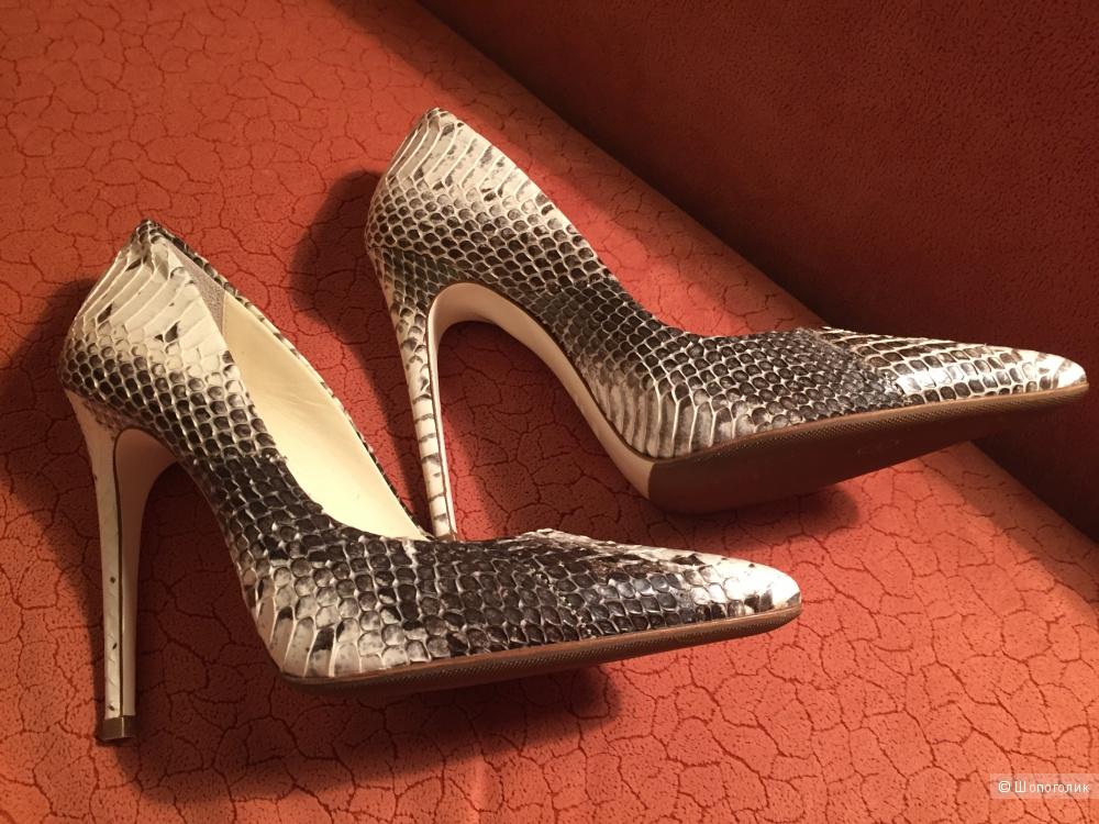 Туфли из питона Loriblu, размер 37
