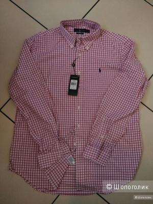 Новая мужская рубашка Ralph Lauren, L, оригинал