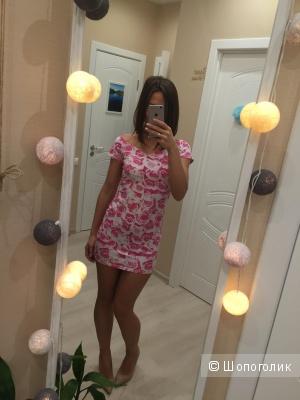 Новое платье со спущенными плечами Danielle dress S