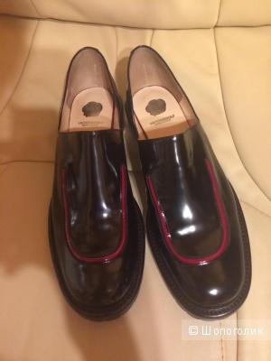 Новые ботинки мокасины Viktor&rolf