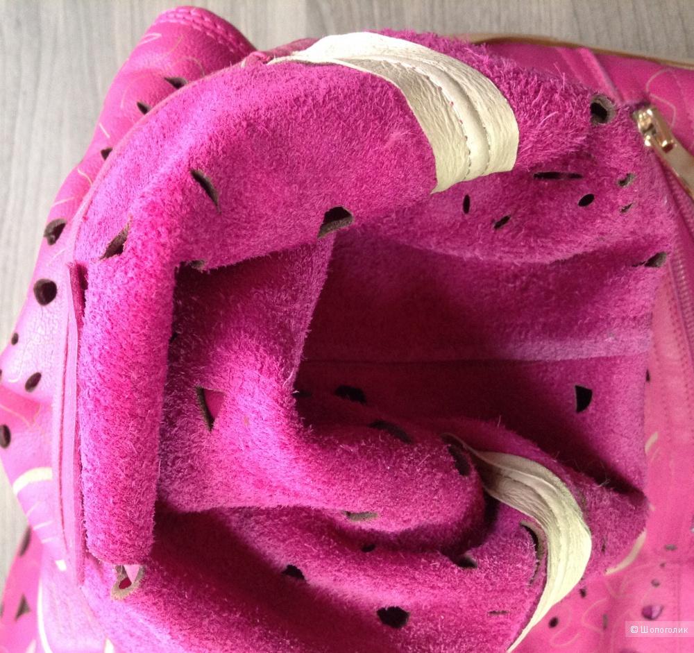 Летние сапоги Vitacci, размер 40