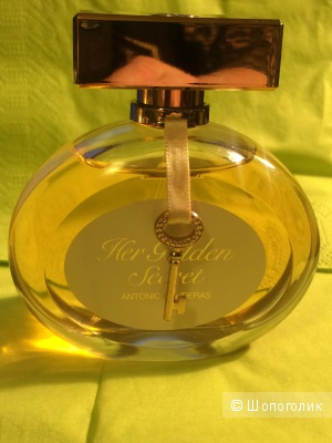 Antonio Banderas Her Golden secret 80ml