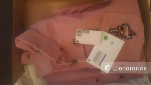Рубашка Love Moschino, размер M. Не подошел размер.