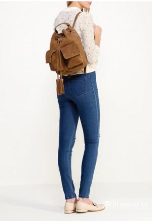Mango (Манго) женский городской рюкзак
