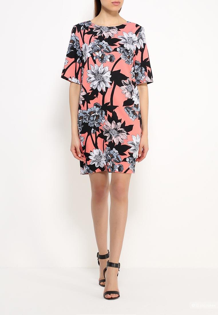 Платье светло-коралловое Bestia размер S на 44-46