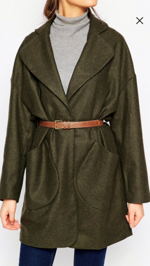 Пальто для высоких