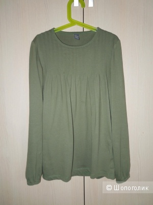 Блузка ZARA для девочки рост 152 х/б 100%
