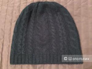 Новая шерстяная шапка Geox