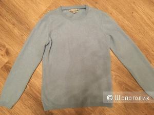 Кашемировый свитер р. 40 (S)