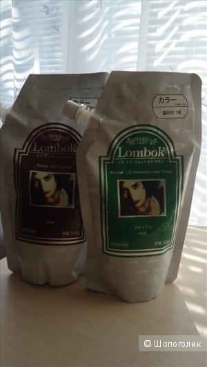 Система ламинирования волос в домашних условиях Lombok
