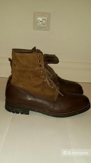 Ботинки мужские Massimo dutti