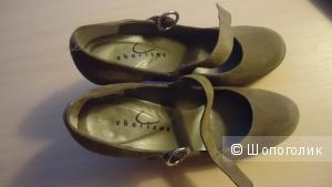 Туфельки для Золушки. 32 размер.