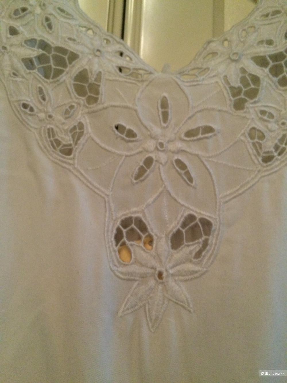 Летнее платье дорогого индонезийского бренда Uluwatu, росс. размер 44