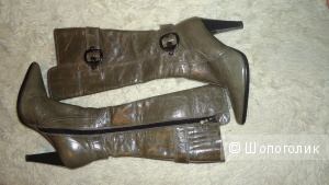 Сапоги демисезонные 33-34 размер