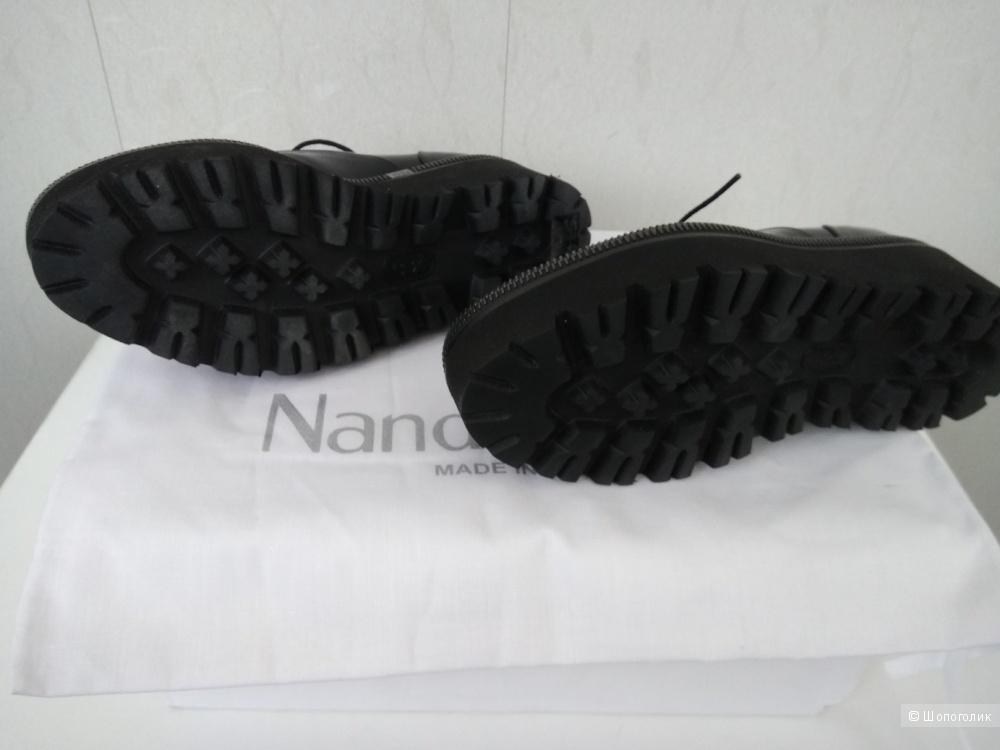 Продам новые ботинки Nando Muzi 37 размер