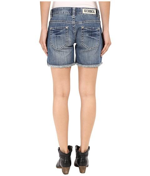 Новые летние шорты с вышивкой - размер 50