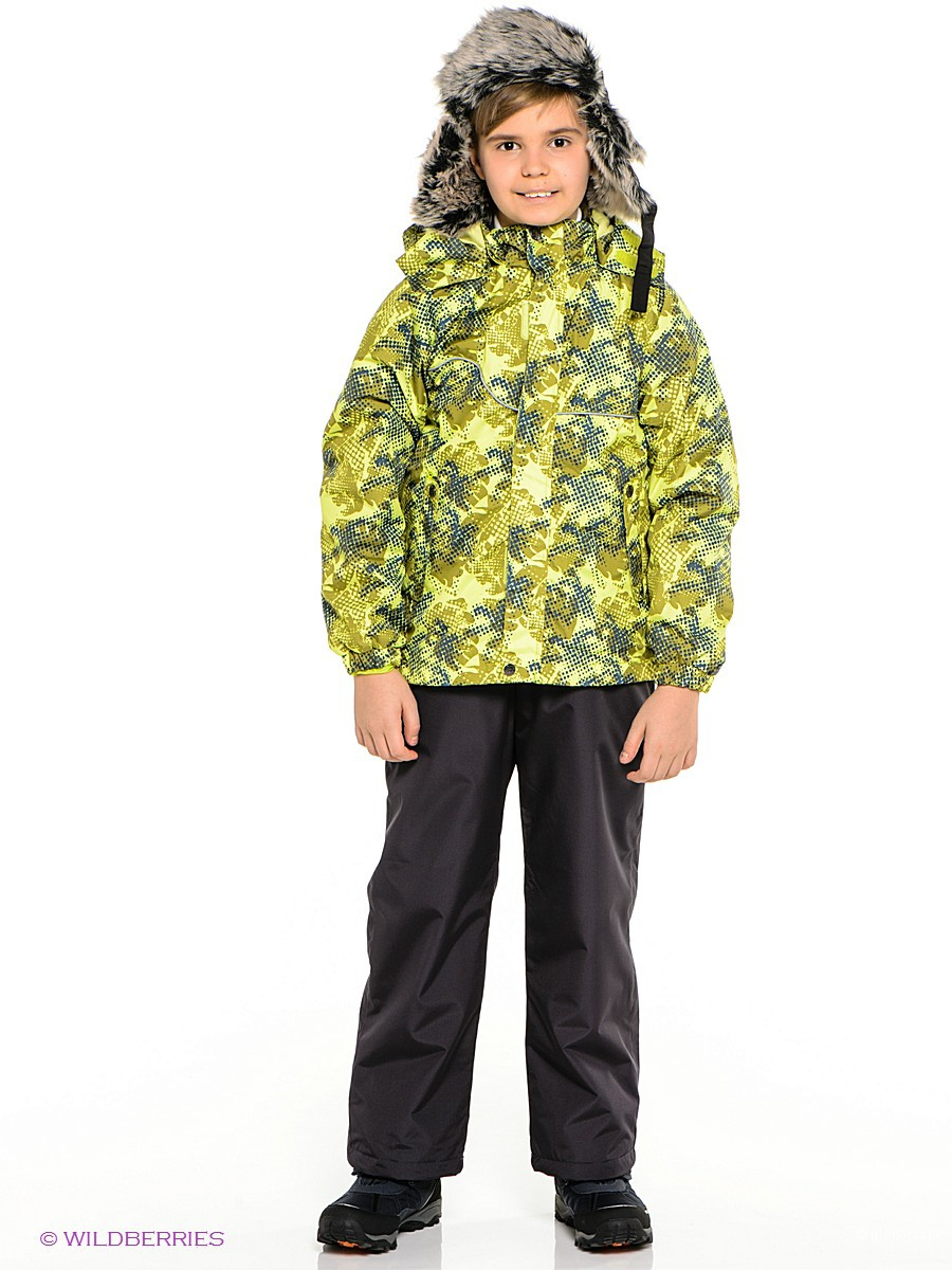 Демисезонный костюм HUPPA 104 размер