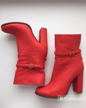 Кожаные ботинки Medea 36 размер