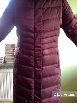 Новое пуховое пальто Lands end M