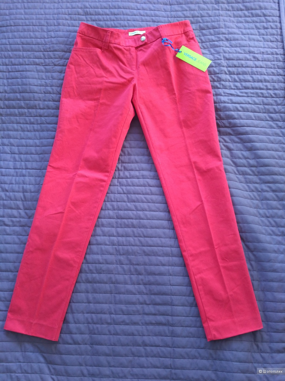 Новые брюки Versace Jeans, it.40