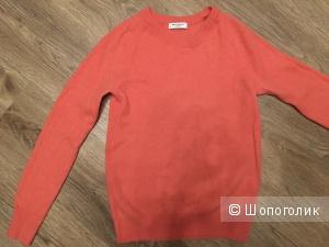 Кашемировый свитер Equipment р.S