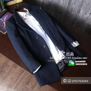 Мужское Пальто GIORGIO SALA с шерстью в составе с экспортного магазина на ТаоБао