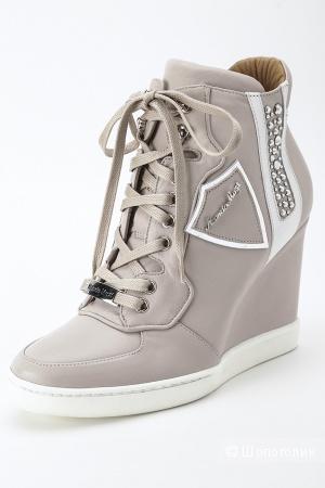 Ботинки Nando Muzi 38 размер новые