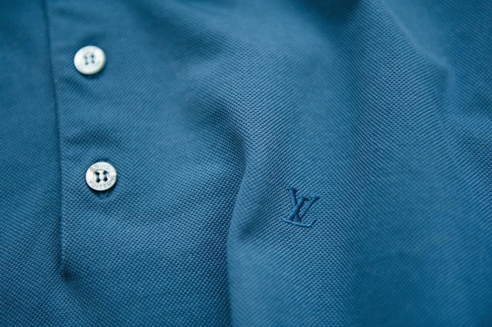 Мужской джемпер поло Louis Vuitton р. L