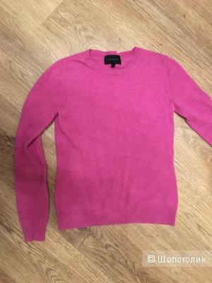 Кашемировый свитер р. 38 (XS)