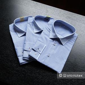 Мужская фирменная рубашка с экспортного магазина Таобао