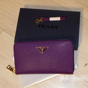 Кошелек Prada Purple
