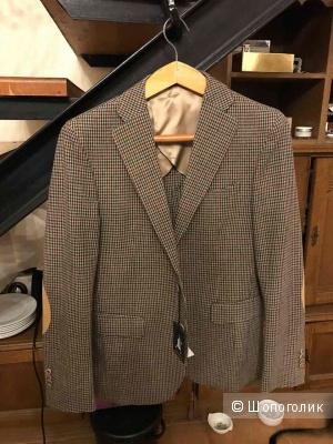 Мужской пиджак Reporter c 80% шерсти