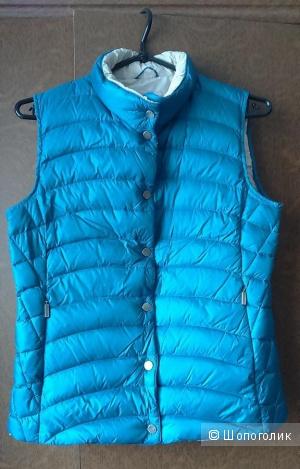 Продам пуховый жилет Jan Mayen XS/S
