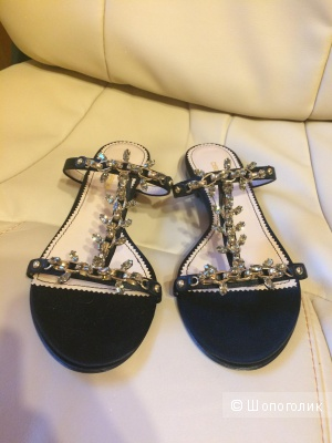 Новые сандалии Dsquared2