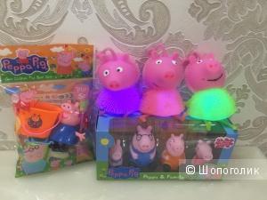 Детские игрушки свинка Пеппа