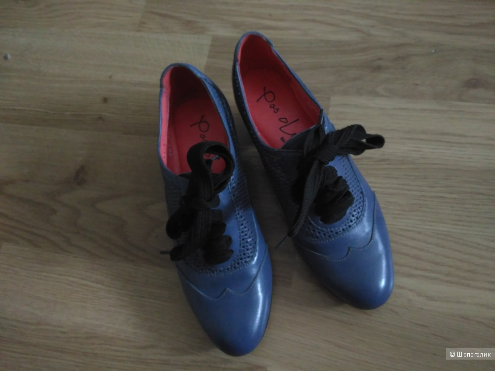 Новые туфли Pas de Rouge, 35