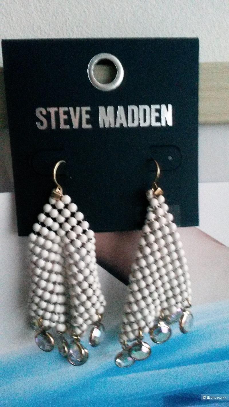 Серьги новые Steve Madden, оригинал, США