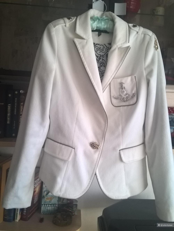 Крутой пиджак PHILIPP PLEIN на 44 р-р