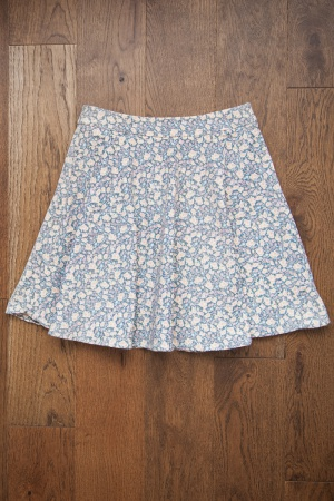 Новая юбка-полусолнце Pull&Bear р. S-M
