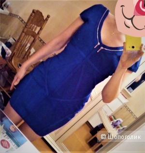 Бандажное платье Love Republic
