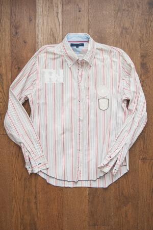 Мужская рубашка Tommy Hilfiger р. L