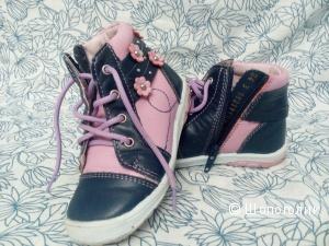 Детские ботиночки на осень