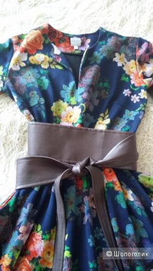 Продается уютное платье   44 р.