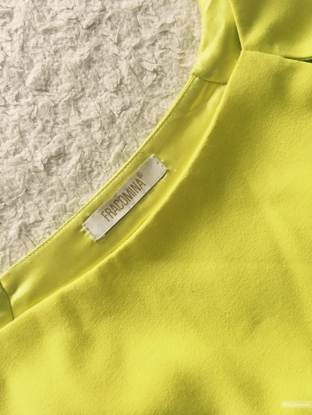 Платье мини итальянского бренда Fracomina